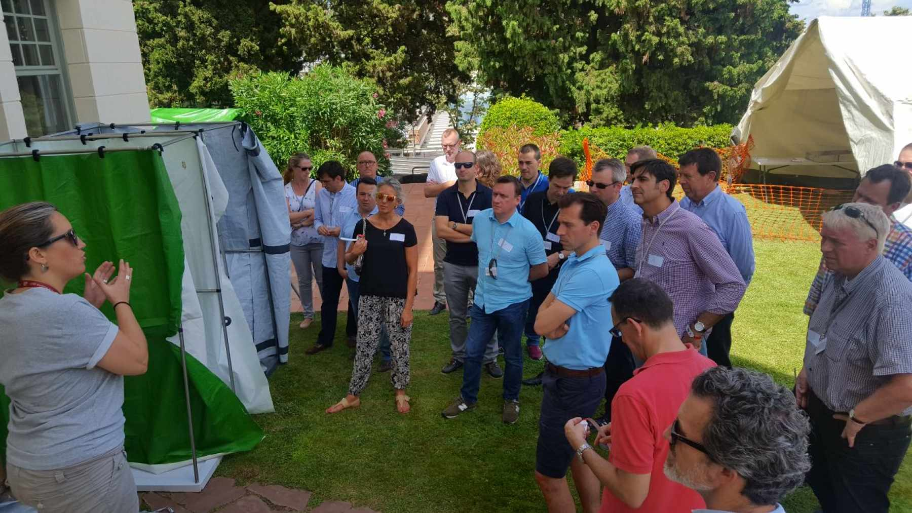 Activity for employees of Arvato
